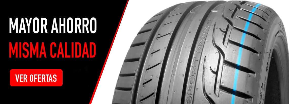 mejores neumáticos para coche