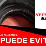 Consejos para que tu neumático no sufra un Reventón