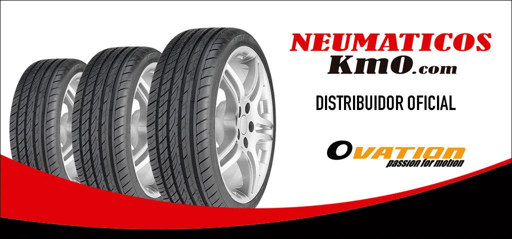 Neumáticos Ovation y Neumáticos km0