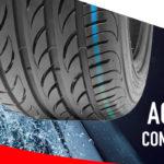 Aquaplaning, los neumáticos más seguros y consejos sobre como evitar aquaplaning.