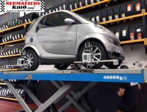 neumáticos para smart