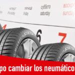Los 5 mejores consejos para saber cada cuanto se cambian los neumáticos