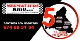 Anuncio de contacto. 5 talleres en la Comunidad de Madrid. Teléfono 674 69 31 34