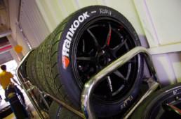 Fotografía neumáticos Hankook