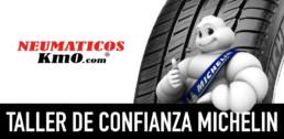Imagen publicitaria neumáticos Michelin.