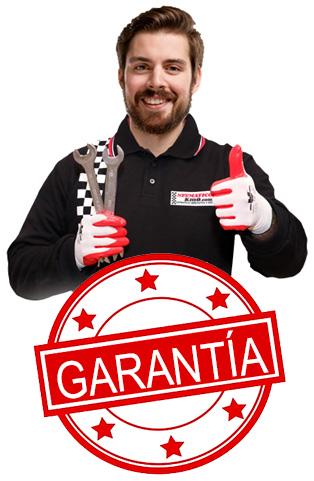 Neumáticos con garantía