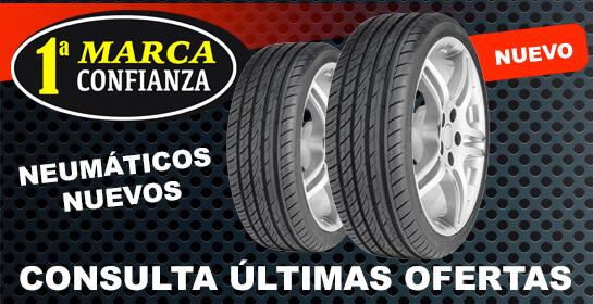 Cambio de neumáticos Consulta nuestras últimas ofertas