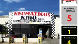 taller neumáticos baratos en Rivas-Vaciamadrid fotografía exterior. 5 puestos totales