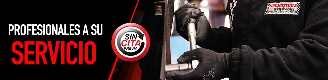 Neumáticos Pirelli Madrid