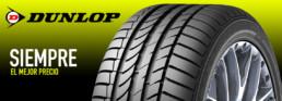 Dunlop. Marca de Neumáticos. Siempre al mejor precio.