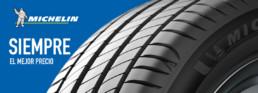 Fotografía Neumático Michelin. Siempre el mejor precio. Banda de rodadura ampliada