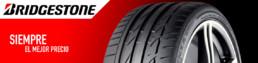 BRINDGESTONE neumáticos siempre el mejor precio