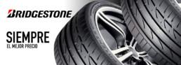 Siempre el mejor con Bridgestone