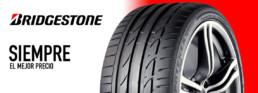 Bridgestone: siempre el mejor precio