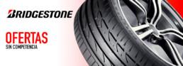 Ofertas sin competencia en Bridgestone