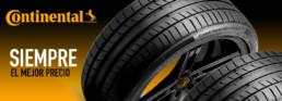 Neumáticos Continental Fuenlabrada