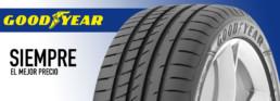Neumáticos Km0 Tu taller de confianza neumáticos marca Goodyear.