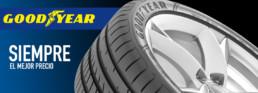Goodyear. Siempre el mejor Precio. Excelente calidad y precio en Neumáticos Km0