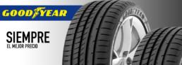 Neumáticos Km0, neumáticos Goodyear y más neumáticos de Primeras marcas Siempre al mejor precio