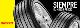Neumáticos Pirelli Fuenlabrada
