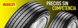 Neumáticos Pirelli Coslada