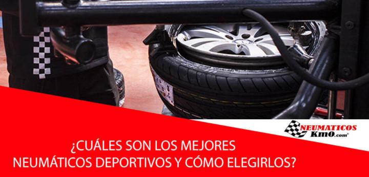 mejores neumáticos deportivos