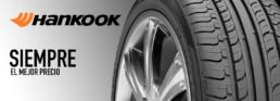 Neumáticos Hankook. Siempre el mejor precio.