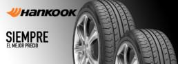 Neumáticos marca Hankook. El precio más bajo en neumáticos de primeras marcas con Neumáticos Km0