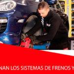 ¿Cómo funcionan los sistemas de frenos y qué tipos hay?