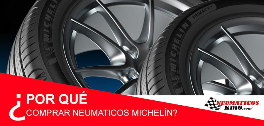 comprar neumáticos michelin