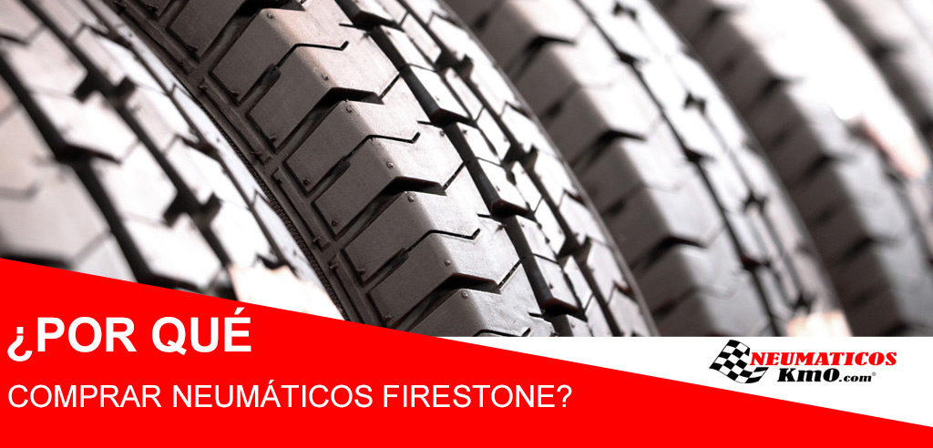comprar neumáticos firestone