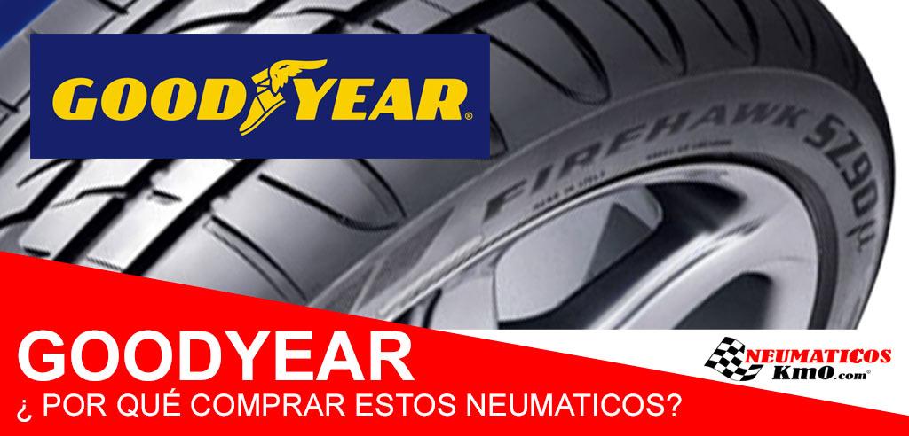 comprar neumáticos goodyear