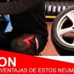 ¿Cuáles son las ventajas de los neumáticos all season?
