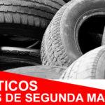 Neumáticos baratos de segunda mano: ¿cómo comprar los más TOP?