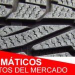 ¿Cuáles son los neumáticos más baratos del mercado?