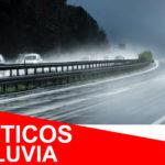 Neumáticos para lluvia: mejores modelos y consejos para circular con seguridad