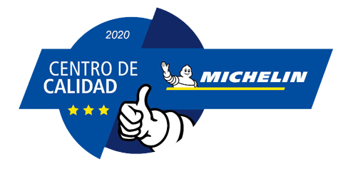 Logo Centro de calidad Michelin