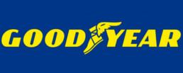 Logo marca neumáticos Goodyear