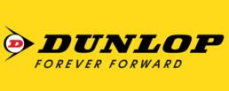 Logo marca neumáticos Dunlop