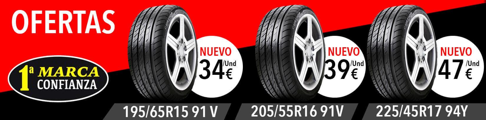 marcas de confianza de neumáticos
