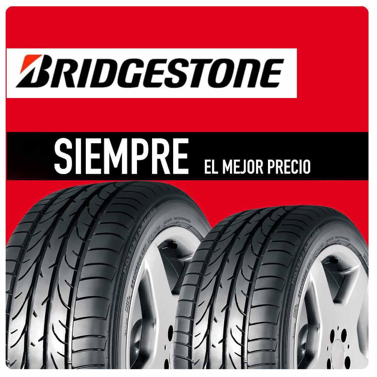 Neumáticos Bridgestone en Madrid