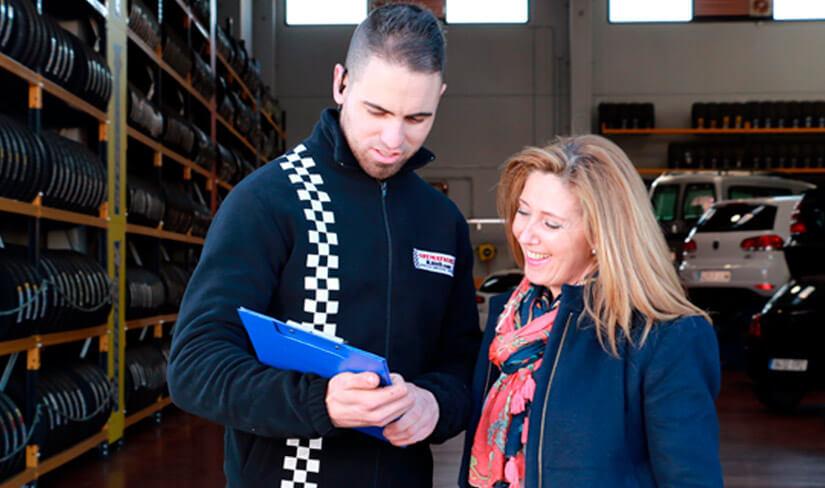 Buscar empleo como jefe de taller