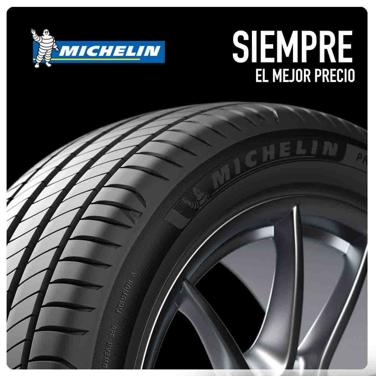 Neumáticos Michelin baratos en Madrid