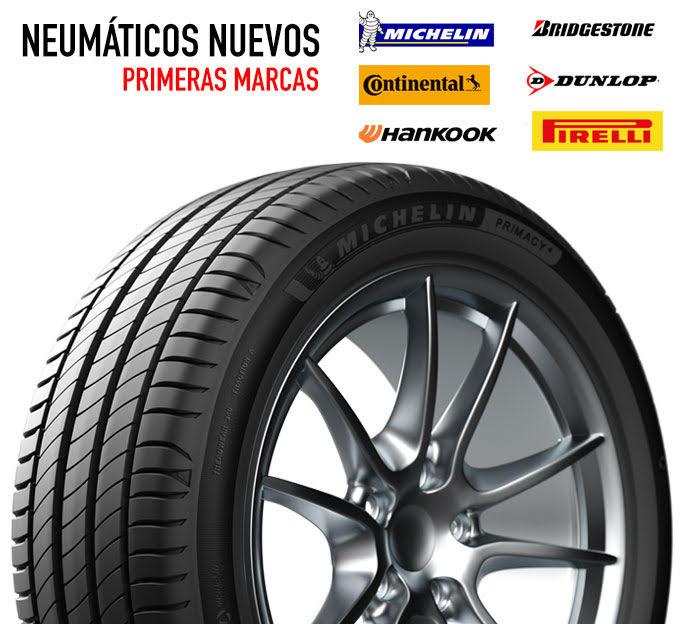 Neumáticos Nuevos de primeras marcas