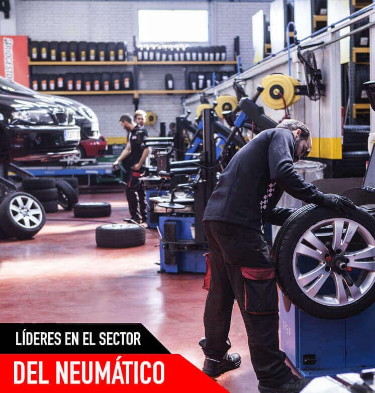 Mejor taller de neumáticos