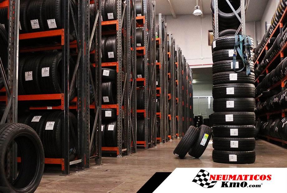 Neumáticos nuevos y seminuevos