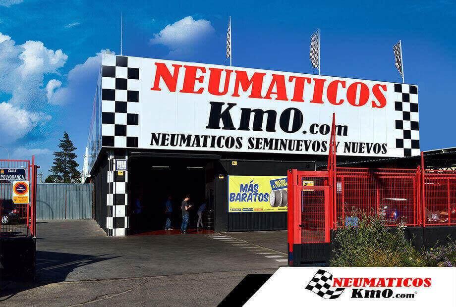 Taller de Neumáticos Km0
