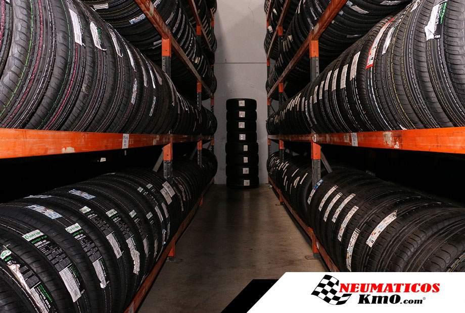 Comprar neumáticos seminuevos